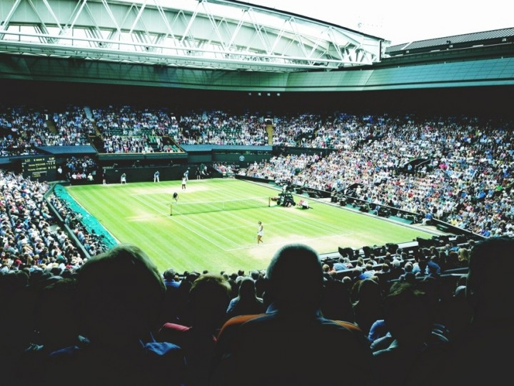 Memories of...Wimbledon 2012