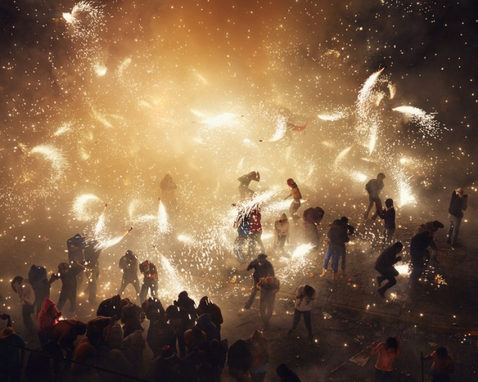Mexico's National Pyrotechnics Festival