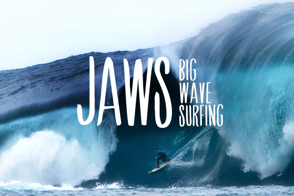JAWS: Big Waves That Eat You